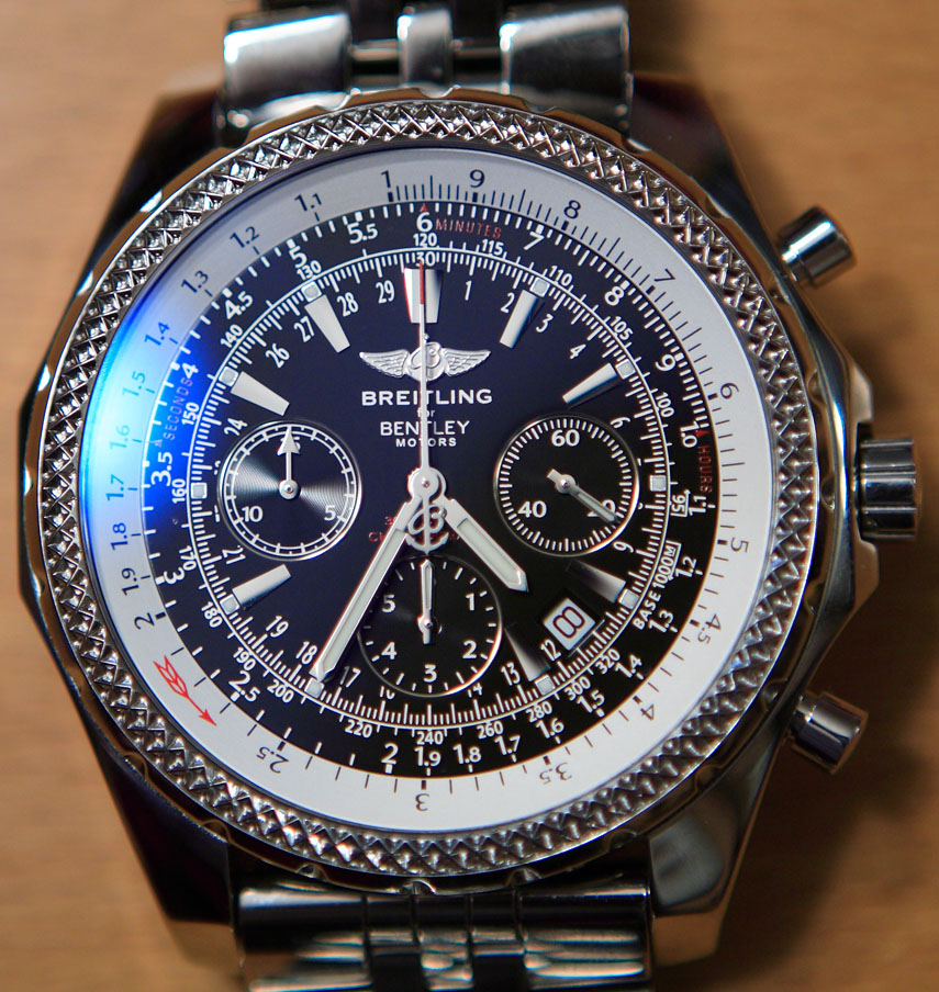 Breitling Bentley Motors Fake Watch