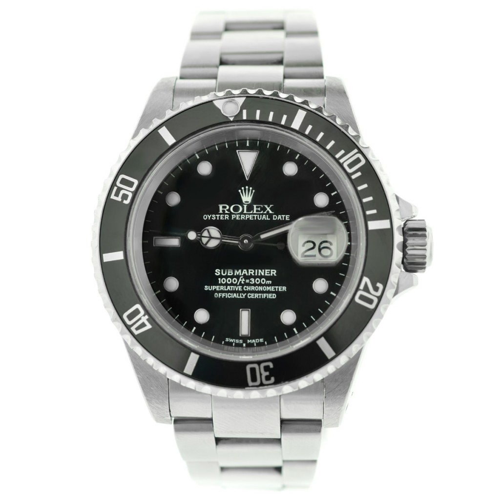 Rolex Submariner Black Dial Watch Review - Best Swiss ...