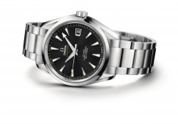 """Spectre"" 007 James Bond Limited Edition OMEGA Aqua Terra"