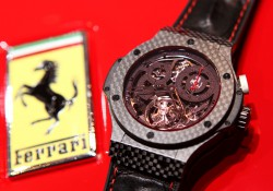 What to expect from a Ferrari Watch