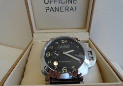 Panerai Luminor Marina Replica watches with it's unique white markings
