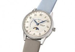 Lady's Replica Watch--Montblanc Boheme Moongarden