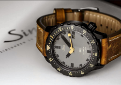 German Sinn U1-D 'Dune' Limited Edition Replica Dive watch Review