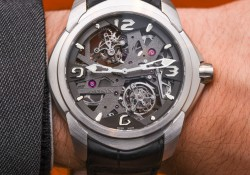 Blancpain L-Evolution Tourbillon Carrousel Replica Watch Hands-On Review
