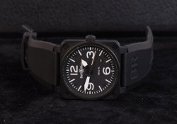 Reviewing BELL & ROSS BR03 Replica Watch