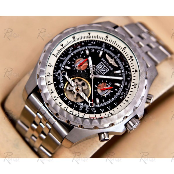 Breitling bentley motors special edition a25363 for Breitling 1884 bentley motors special edition a25362