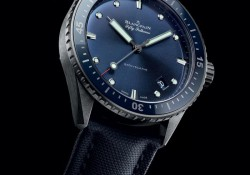 Reviewing Blancpain Fifty Fathoms Bathyscaphe Gray Plasma Replica Watch