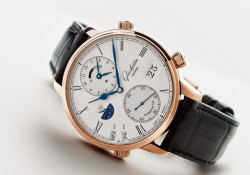 Up Close with the Traditional Glashutte Original Senator Cosmopolite Replica Watch