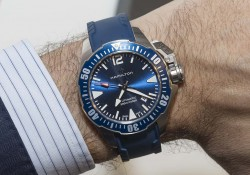 Hamilton Launches New Replica Watch Collections For Baselworld 2016
