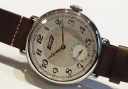 Tissot Launches a Casual Heritage 1936 Replica Watch