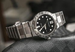 Reviewing The Classic, Unique Bulgari Diagono Scuba Replica Watch
