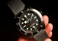 Hands-on With The Sporty And Classic Tudor Black Bay Dark Replica Watch