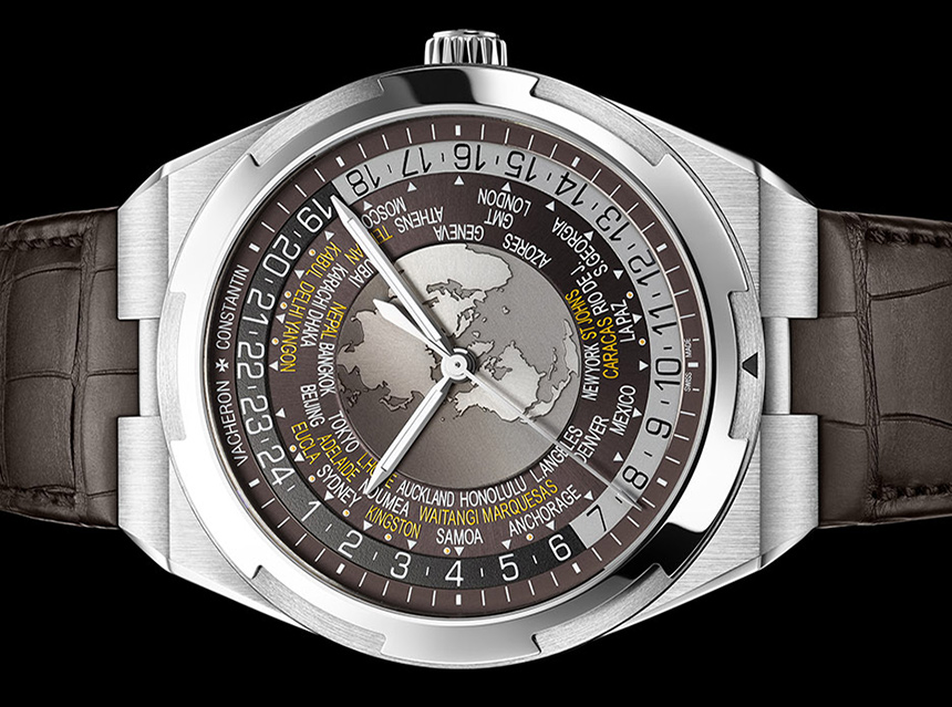 The Complicated And Affordable Vacheron Constantin Overseas World Time 7700V Replica Watch Releases