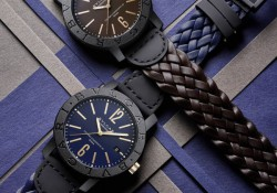 Introducing The Conventional Bvlgari Charming Carbon Gold Replica Watch