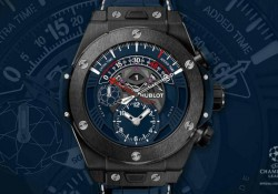 The Replica Hublot Big Bang Unico Retrograde Chronograph Euro2016