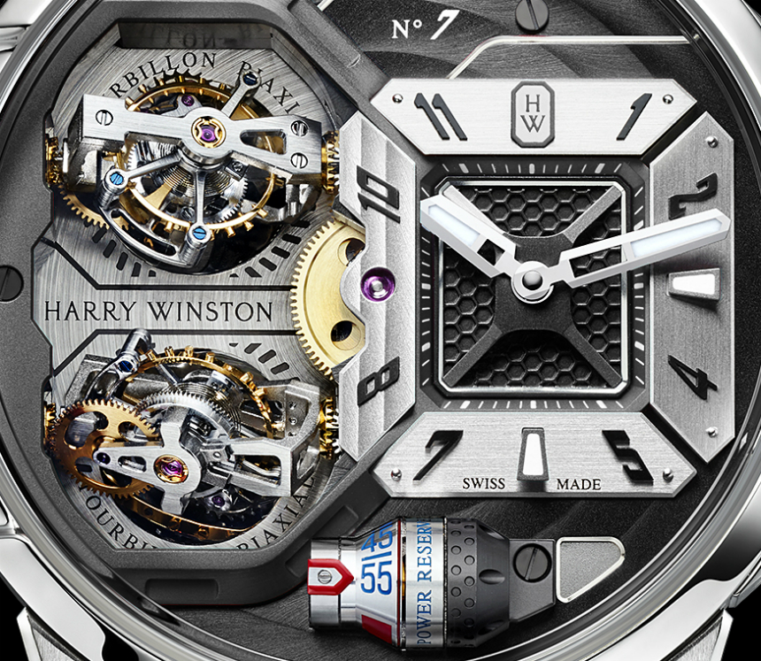 Take A Look At The Harry Winston Histoire De Tourbillon 7 Mens Replica Watch