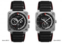 Presenting The New BELL & ROSS B-ROCKET Replica Watch