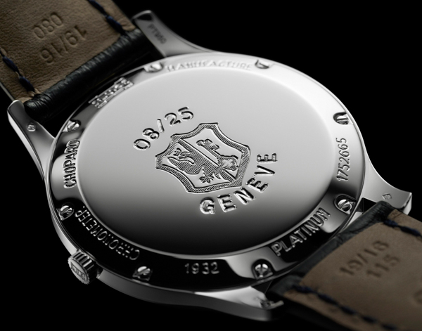 Limited Edition Watch Series:Chopard L.U.C XPS Poinçon de Genève Replica