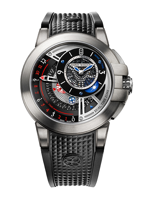 Take A Look At The Harry Winston Project Z8 Mens Replica