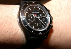 Take A Look At The Jaeger-LeCoultre Deep Sea Chronograph Cermet Men's Replica