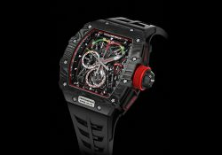 Let Us Review The Richard Mille RM 50-03 McLaren F1 Men's Replica