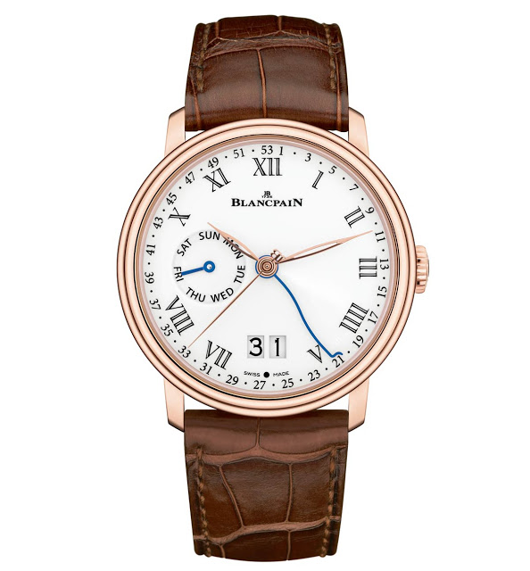 Introducing The Replica Blancpain 8 Day Large Date Week Indication