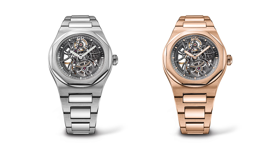 Take A Look At The Girard-Perregaux's Laureato Skeleton Replica Watch