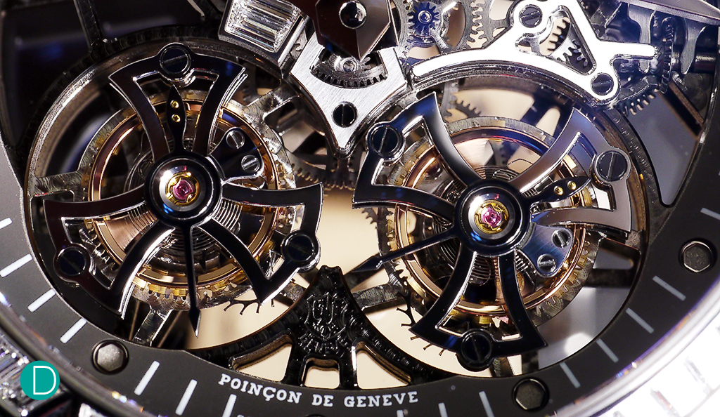 Show You The Roger Dubuis Excalibur Star Of Infinity Replica