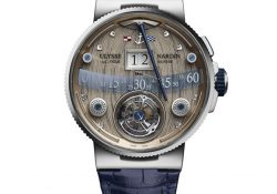 Show You The Ulysse Nardin Grand Deck Marine Tourbillon Men's Replica