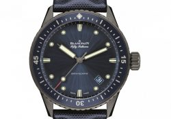A Elegant Timepiece Of Blancpain Fifty Fathoms Bathyscape Replica