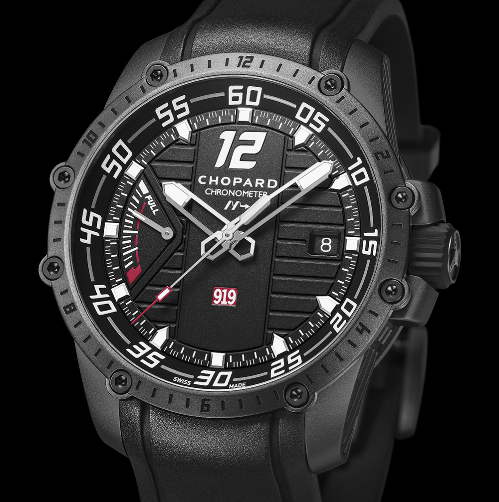 e10a600eec4d Let Us Review The Chopard Superfast Power Control Porsche 919 HF Replica. ""
