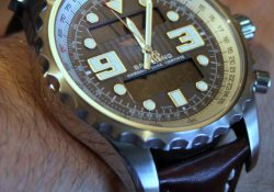 Breitling Chronospace Watches Hands-On Hands-On