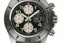 Breitling Superocean Chronograph Steelfish Watch New For 2014 Watch Releases