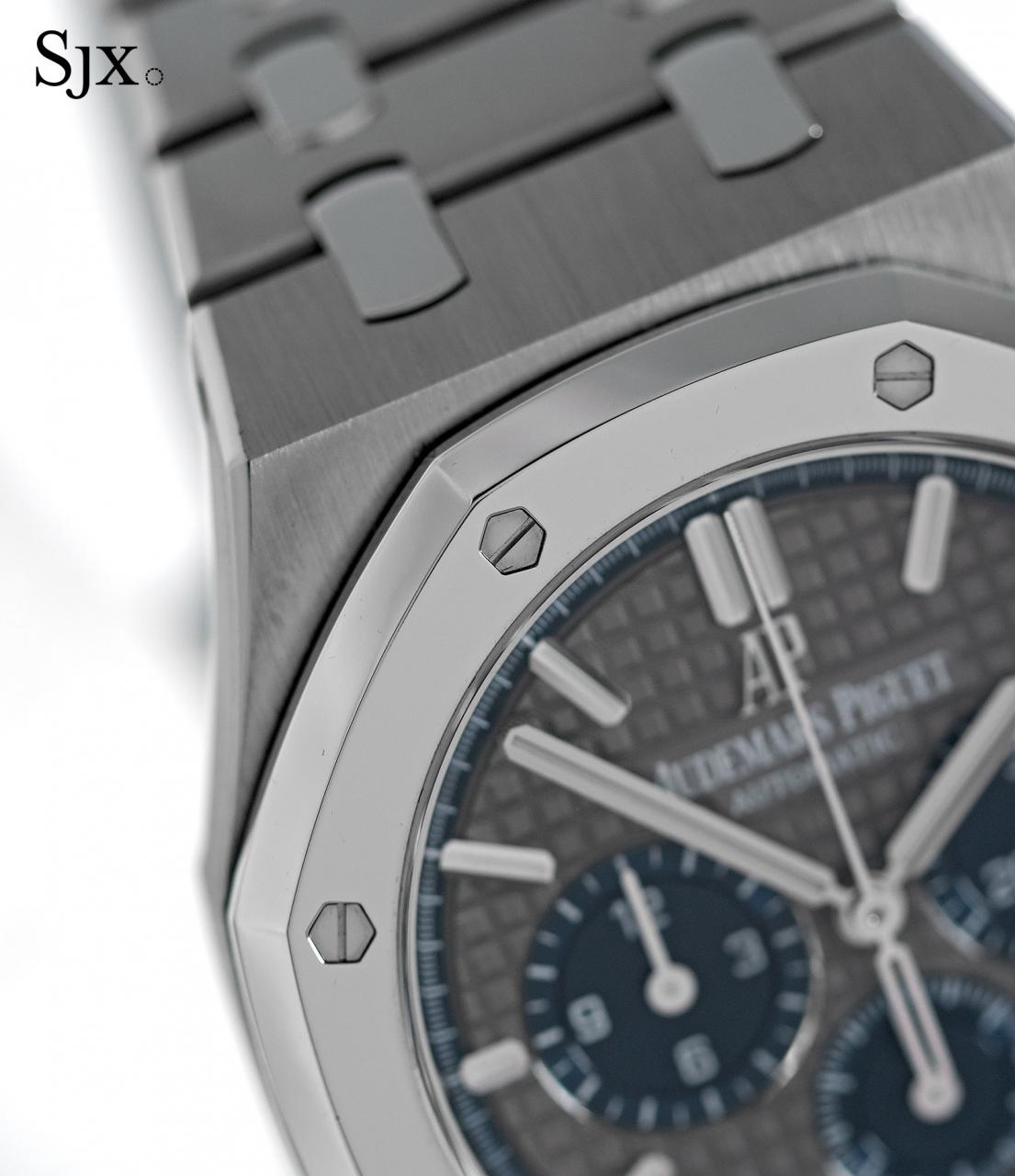 Audemars Piguet Royal Oak Chronograph Titanium Platinum 2