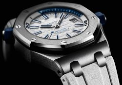 Audemars Piguet Royal Oak Offshore Diver white