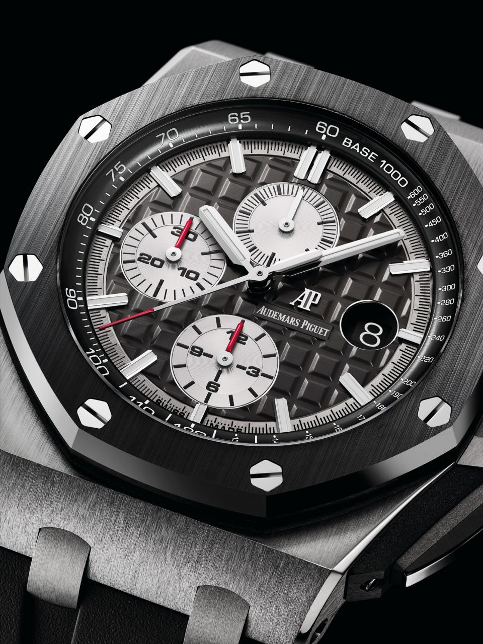 Audemars Piguet Royal Oak Offshore Novelty titanium 26400IO-1