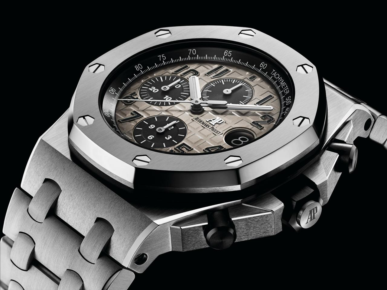 Audemars Piguet Royal Oak Offshore platinum 26470PT 1