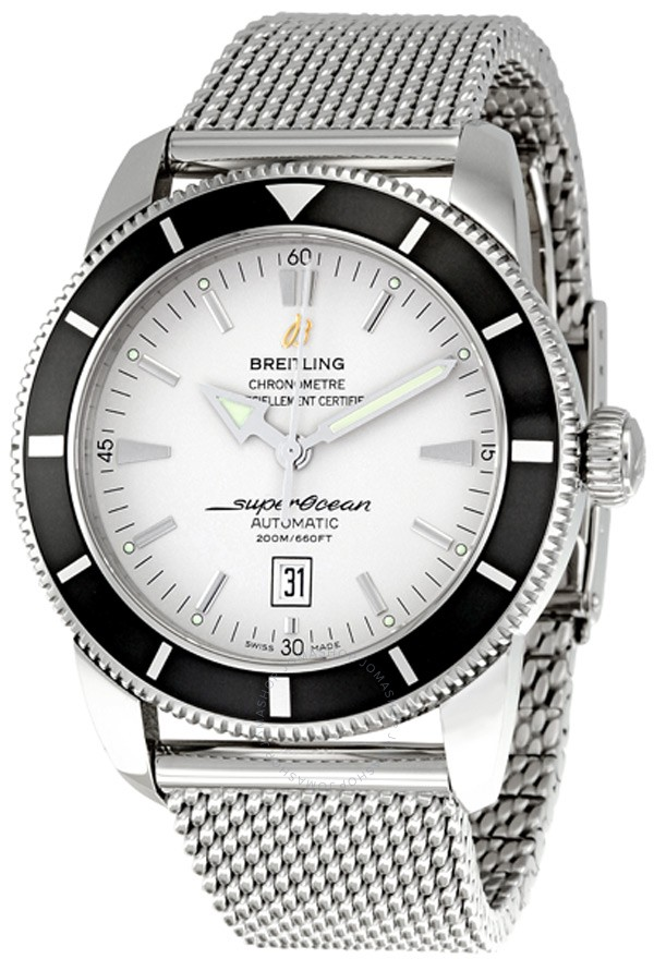 Breitling SuperOcean Heritage 46 Men's Watch A1732024-G642SS