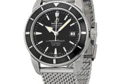 Breitling Superocean Heritage Black Dial Men's Watch A1732124-BA61SS